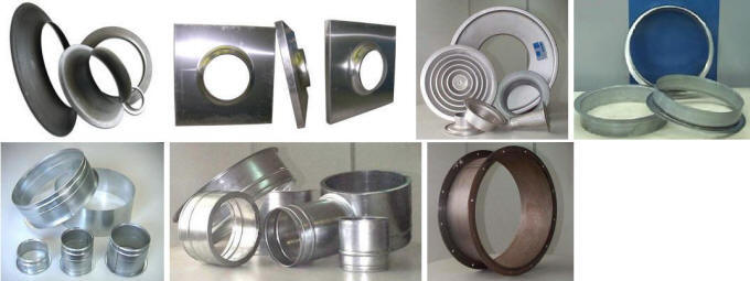 parts formed on DENN machinery