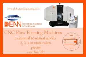 DENN FLOW FORMING Machine