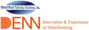 DENN Global Metal Spinning Solutions logo