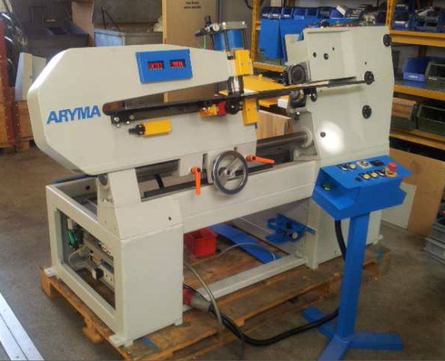 Aryma KS 6 circle shear