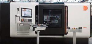 DENN NTR-100/30 metal spinning machine